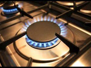 Установка и подключение газовой плиты Киев